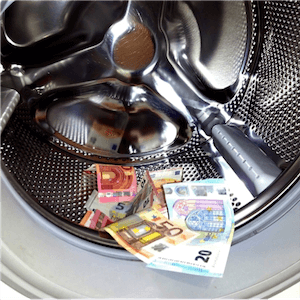 Foreign Suspect Nabbed for Money Laundering