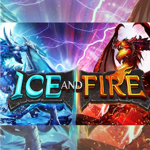 DreamTech Launch New Ice And Fire Online Slot