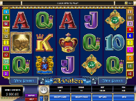 Great selection of slot games at JackpotCity