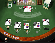 Blackjack at Guts Casino