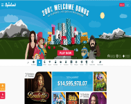 Spin Land Homepage