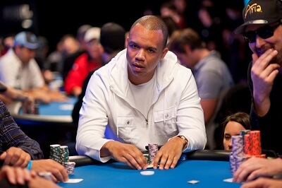 Phil Ivey Partners With Poker Start-Up
