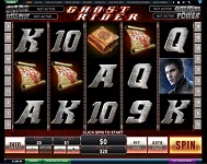 Ghost Rider Online Slots at Slots Heaven