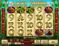 Great Games at Slots Heaven including Lucky Panda