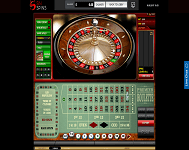 SinSpins Roulette