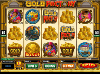 Gold Factory Online Slots