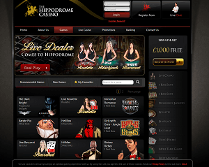 Various Live Dealer Games