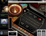 Roulette games at Rich Casino